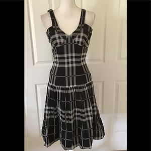 Burberry Nova Check dress Sz 2 US